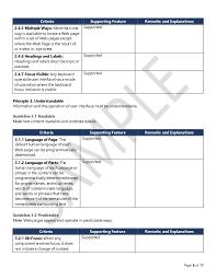 Microsoft Word Sample Report