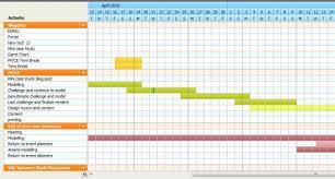 Gantt Chart Year Planner Planning Gantt Chart Reference For On Line Identity Dan