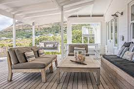 to clean and care for wood garden furniture