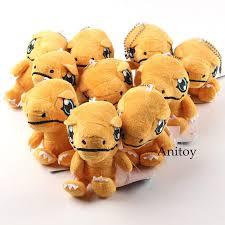 Плюшевые кулоны с героями мультфильмов «Digimon <b>Adventure</b> ...