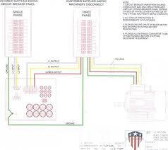 rotary phase converter wiring diagram solidfonts three phase converter wiring diagram