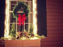 Christmas Window Box Decorations Christmas Window Box Idea Jennifer Decorates 91