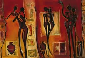 AFRICAN WALL ART PAINTING Images?q=tbn:ANd9GcSj8zG72DIc6TqqqeVNpzVDuEa8abUotsN0iqFfCwYY1WtWgr8V