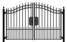simple wrought iron fence. Brilliant Simple Wrought Iron Gates Design For Fence Simple Wrought Iron Fence L