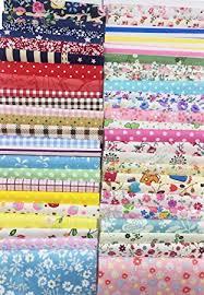 Amazon.com: levylisa 200 PCS 4'' x 4''100% Precut Cotton Fabric ... & levylisa 200 PCS 4'' x 4''100% Precut Cotton Fabric Bundles Adamdwight.com