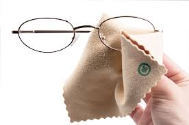 chamois leather glasses cleaning cloth sunglasses spectacle cleaner new bnwt 1 of 1only 0 available