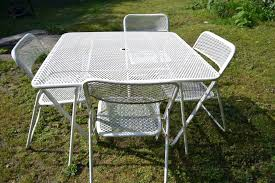 folding patio end table plans folding patio table with umbrella hole uk vintage mid century metal mesh folding patio table 4 metal folding chairs folding