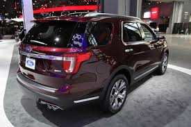 2018 ford explorer sport. unique 2018 2018 ford explorer new york auto show featured image large thumb3 in ford explorer sport e