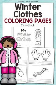 Print winter coloring pages for free and color our winter coloring! Winter Coloring Pages Mamas Learning Corner