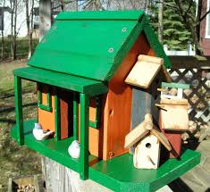 Rustic Birdhouses Rons Rustic Birdhouses Goes To The Minnesota Zoo