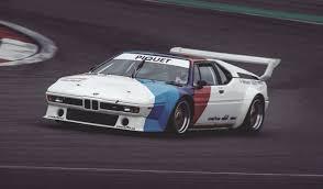 BMW M1, around 450 units built   Classic Cars Garages