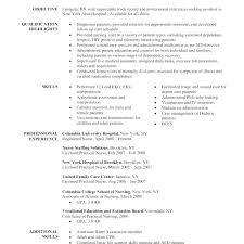Resume Format Entry Level Modern Nursing Resume Format Word Professional Nurse Resume Entry 14