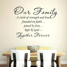 wall decal family quotes family quote wall art daily quotes of the life  family quote wall