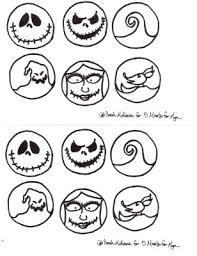 Nightmare Before Christmas Printable | Free | Download