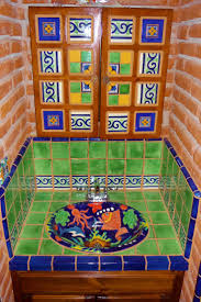 Mexican Bathroom fancy mexican tile bathroom ideas on home design ideas with 4638 by guidejewelry.us