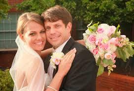 Ashley Hilton, Kevin Mitchell exchange wedding vows April 18 ...