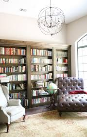 traditional hidden home office. The Study Has Dark Wood Built-ins On Two Sides And Features A \u201chidden\u201d Bookshelf Door That Leads To Her Office. How Fun! Traditional Hidden Home Office E