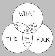 Venn Diagram Meme What The Fuck Venn Diagram Parodies Know Your Meme