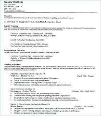 Teacher Resumes Examples Delectable English Teacher Resumes Here Are Resume Samples For Teachers