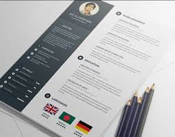 Modern Resume Template Free Awesome Modern Resume Templates Download Funfpandroidco