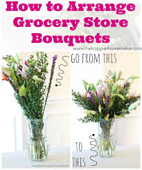 Love the look of a fresh floral bouquet? But hate the price. Learn how