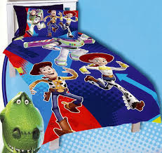 toy story gang quilt cover set