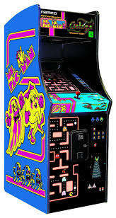 Ms Pacman Cabinet Amazoncom Ms Pac Man Galaga Class Of 1981 Arcade Gaming
