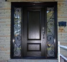 front door with wrought iron and glass medium size of iron doors design catalog wrought iron front door with wrought iron and glass