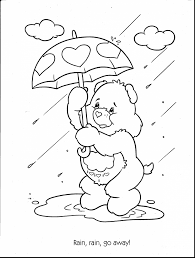 Small Picture Wonderful care bears printable coloring pages with bear coloring