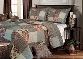 quilted comforter sets queen 91srm2bcmsol sl1500