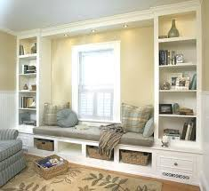 wall bench storage seat luxury kitchen tables with seating new built ins around the windows