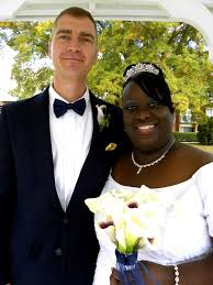 best interracial < images mixed couples chad salima were married 366 days ago happy 1st anniversary 1 day
