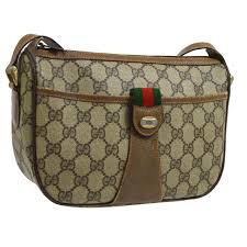 gucci brown gg marmont medium leather shoulder bag retail for