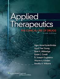 Applied Therapeutics: The Clinical Use of Drugs, 9th Edition