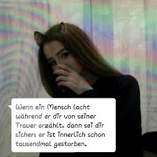 Depressive Spruche Zum Nachdenken Mee Jaa Deprisprche Sad Love