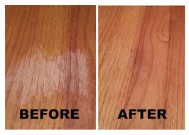 how to repair scratches from hardwood floors
