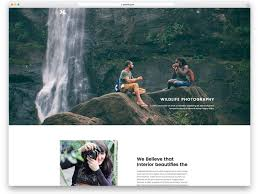 Free Photography Website Templates Impressive 28 Best Free Photography Website Templates For Professionals