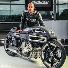 the krugger k1600 ultra cafe racer morebikes
