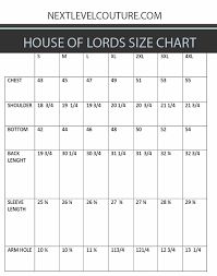 Measurement Size Chart For Womens Clothing Measurement