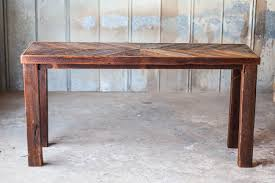 sawdust furniture. Reclaimed Wood Sofa Table Rustic Sons Of Sawdust Working Athens Georgia Farm Modern New 2017 Design Ideas Furniture 0