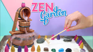 diy most satisfying craft awesome zen garden fountain of smoke you can do yourself