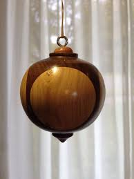 woodturning christmas ornaments. segmented christmas ornament made of walnut and by creationdream, $22.00 woodturning ornaments t