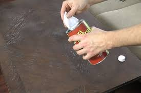 Clean and maintain lacquered furniture surfaces - YouTube