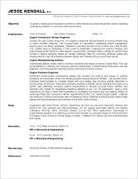 Objective In Resume For Internship Internship Resume Objectives