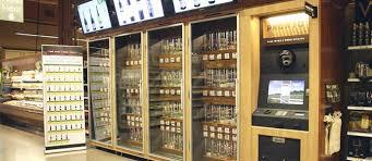 Liquor Vending Machine Interesting PLCB Adds Hard Liquor To Wine Kiosks Drink Philly The Best Happy