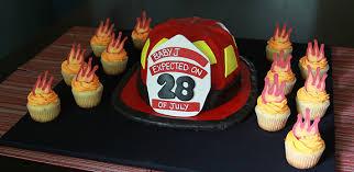Pin Firefighter Grooms Cake Cake On Pinterest