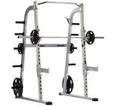 tuff stuff chr 500 half cage with safety stoppers dip handles