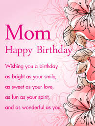 May your birthday be bright, from morning till night! Birthday Wishes For Mother Birthday Wishes And Messages By Davia