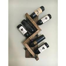 wall mounted wine bottle rack. Wall Mount Wine Bottle Rack On Mounted
