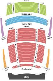 Seating Chart For Ovens Auditorium In Charlotte Ovens Auditorium Seating Chart Seat Numbers Ovens Auditorium
